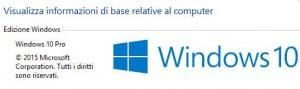 Versione-windows-10