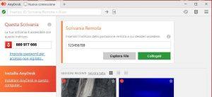 connessione remota anydesk