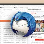 Import mail from Outlook into Thunderbird